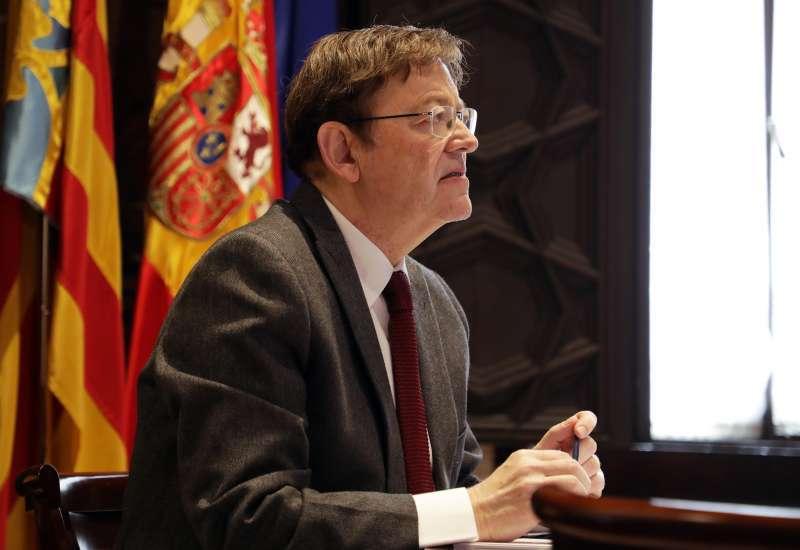 President de la Generalitat, Ximo Puig. EPDA