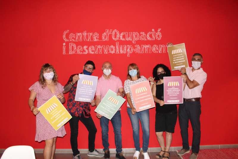 Campaña en Quart. EPDA