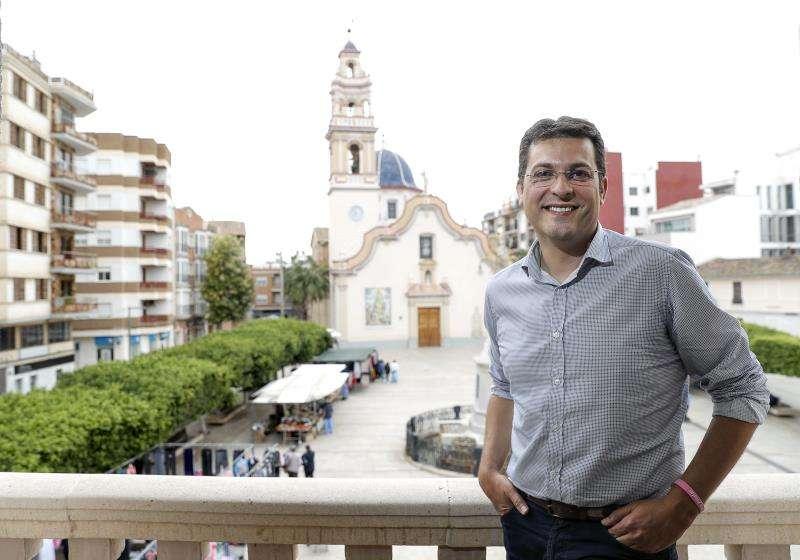 El presidente de la gestora del PP de la provincia de Valencia, Juan Ramón Adsuara. EFE/Archivo