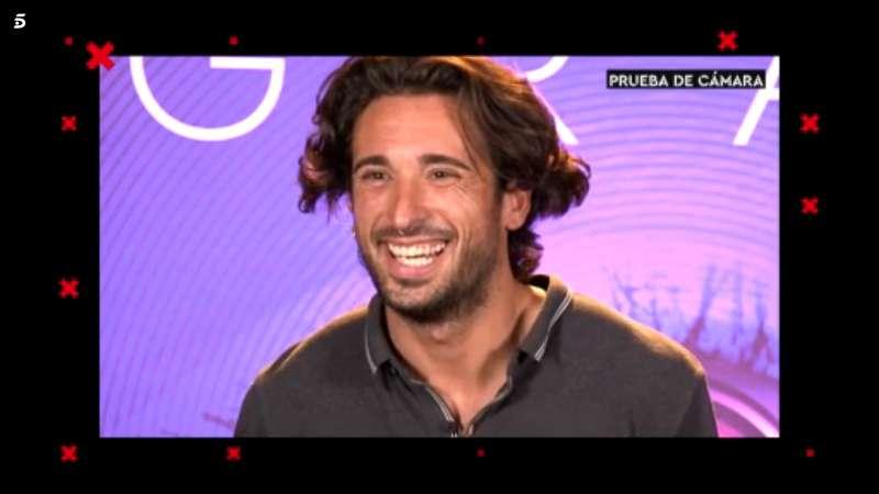 Christian Gabaldón en su vídeo de presentación de Gran Hermano. EPDA