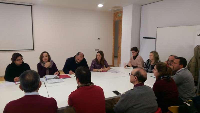 Reunión de los municipios sobre turismo. EPDA