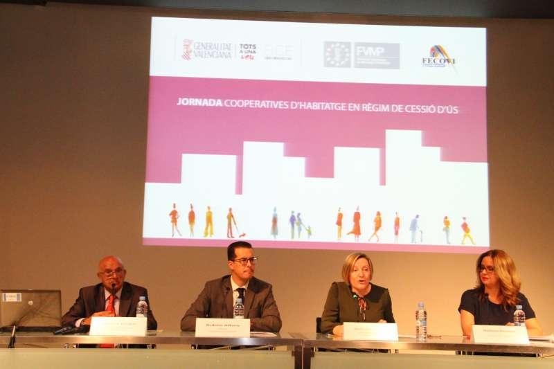 Salvador destaca que el cooperativismo en régimen de cesión de uso