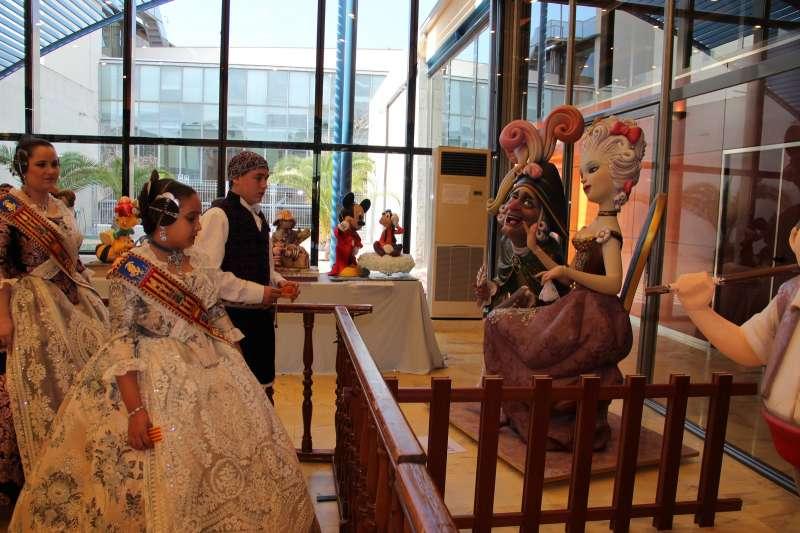 Exposición de Ninot 2019./epda