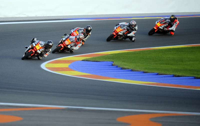 Una imagen del Circuit Ricardo Tormo de Valencia. FOTO EPDA