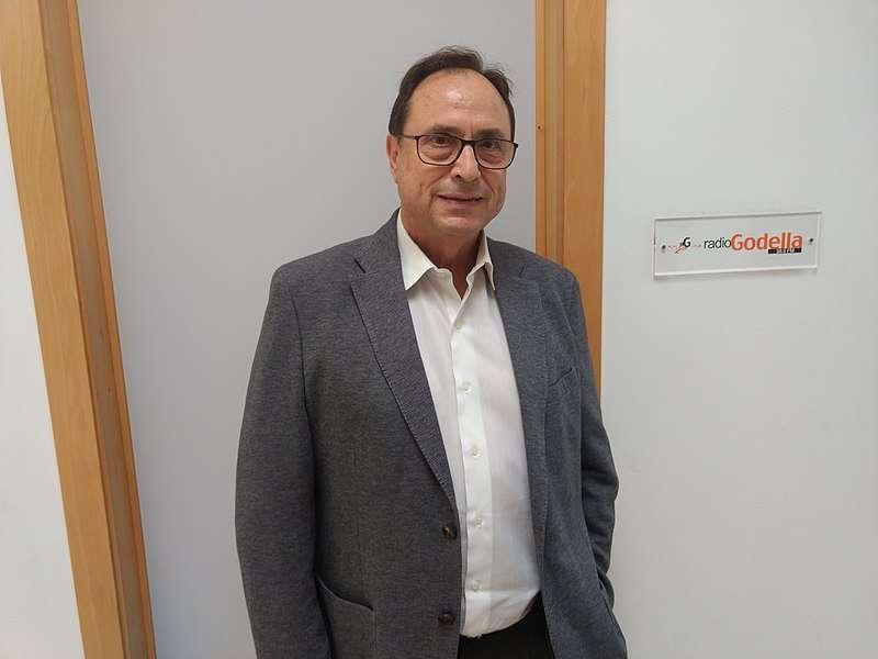 El conseller de Hacienda y Modelo Económico, Vicent Soler. EPDA