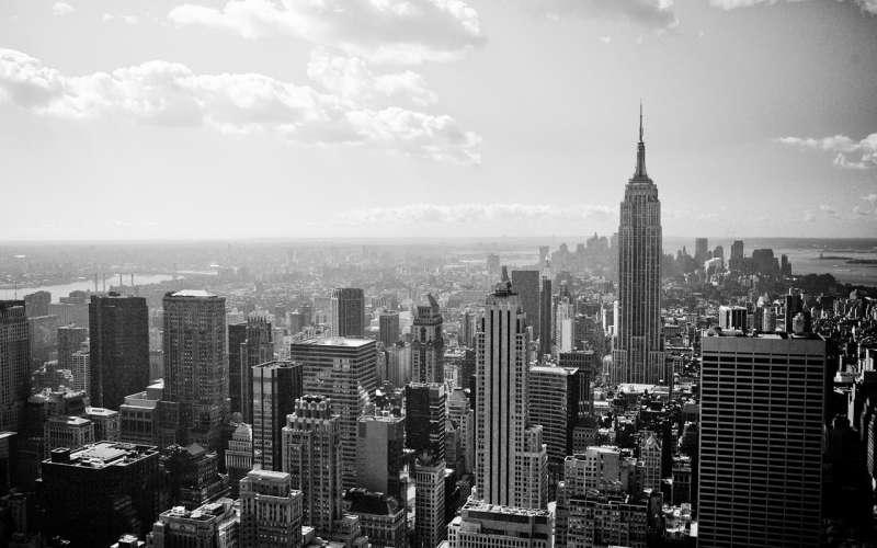 Nueva York, con sus claroscuros