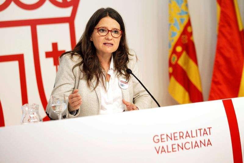 Monica Oltra, vicepresidenta y consellera de Igualdad y Políticas Inclusivas - EPDA
