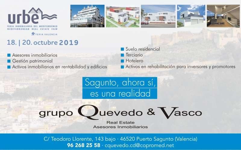 Quevedo y Vasco también estará en Urbe.