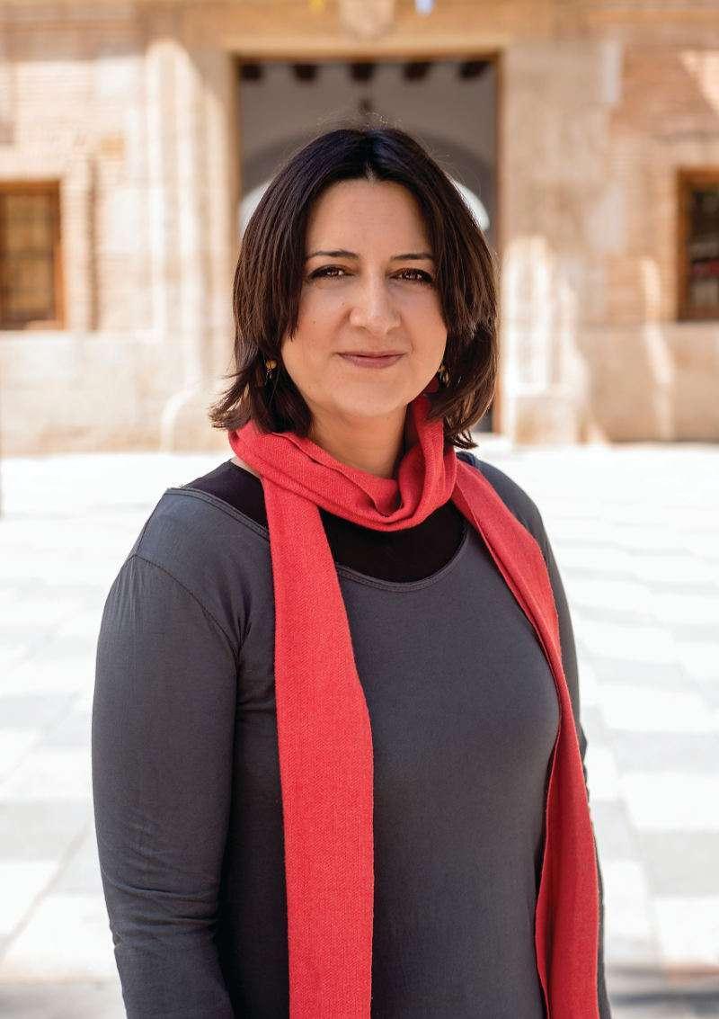 La consellera de Participación, Transparencia, Cooperación y Calidad Democrática, Rosa Pérez Garijo. -EPDA