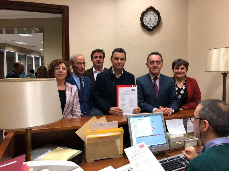 Artemi Rallo registra una PNL en el Congreso en defensa del sector citrícola de Castellón