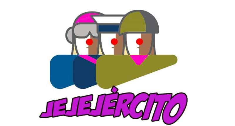 Logo del Jejejército. -EPDA