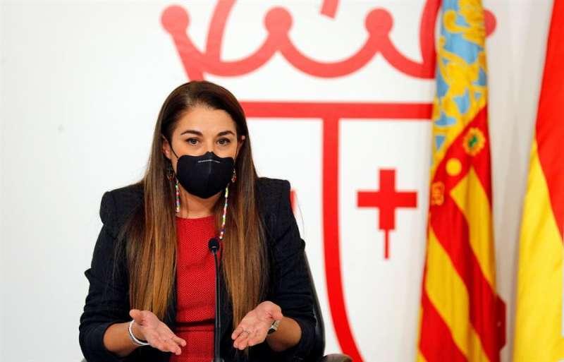 La consellera de Agricultura, Desarrollo Rural, Emergencia Climática y Transición Ecológica, Mireia Mollà. EFE