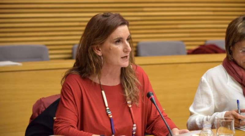 Mercedes Caballero. FOTO PSPV-PSOE.NET