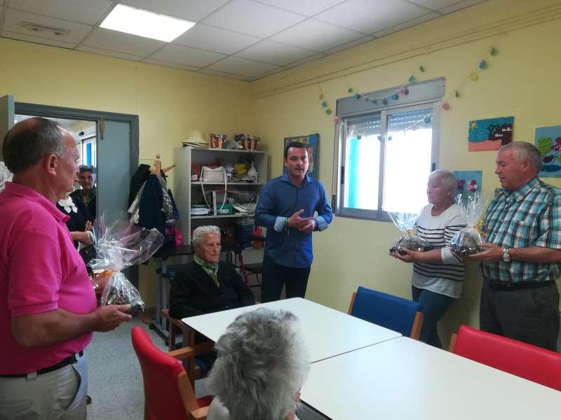 Reconocimiento al voluntariado de la Unidad de Respiro Familiar en Peñíscola.