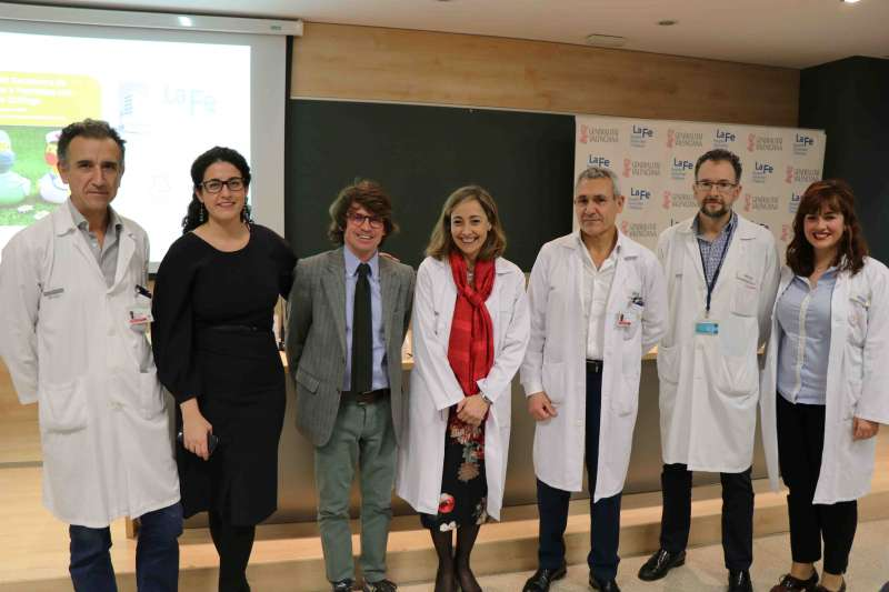 Celebración de la Primera Jornada de Encuentro de Familiares y Pacientes con Atresia de Esófago CV.