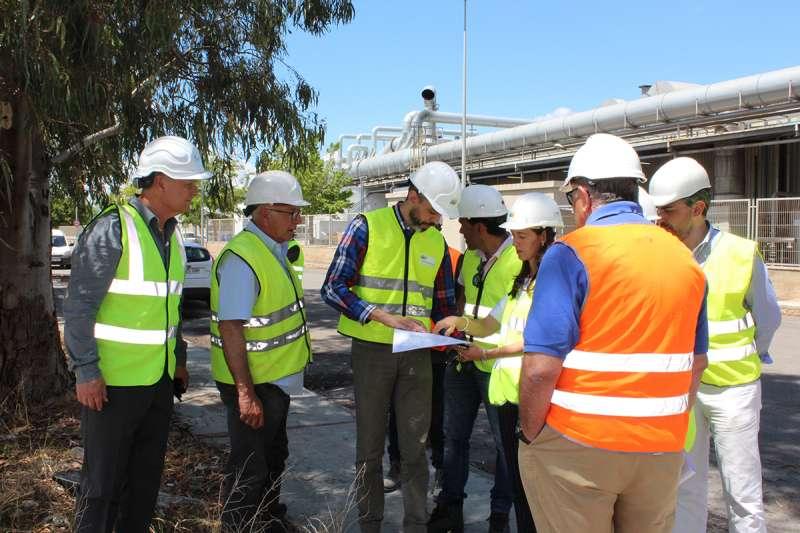 Iberdrola inicia la construcción de la subestación eléctrica de Carrasses
