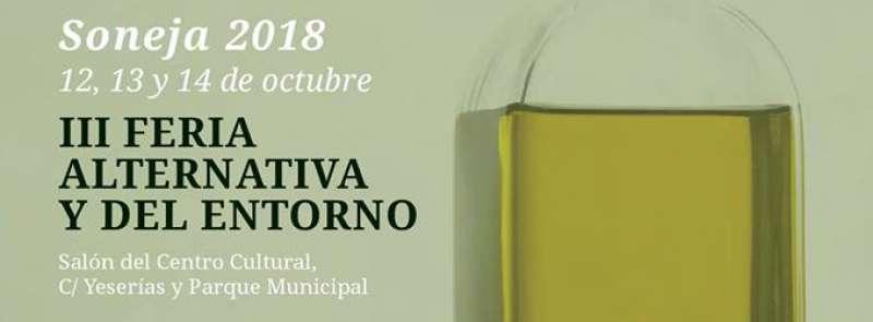 Soneja acoge este año la Feria del Aceite de Oliva Virgen Extra