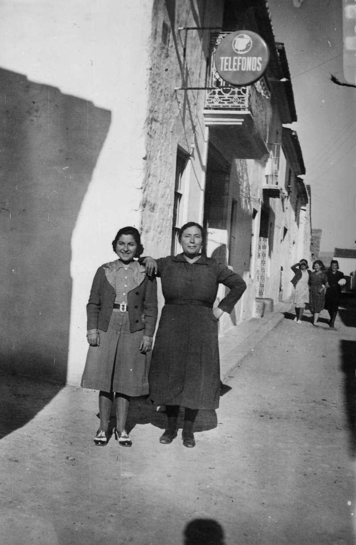 Central telefónica de la calle santa Bárbara hasta 1970. / EPDA