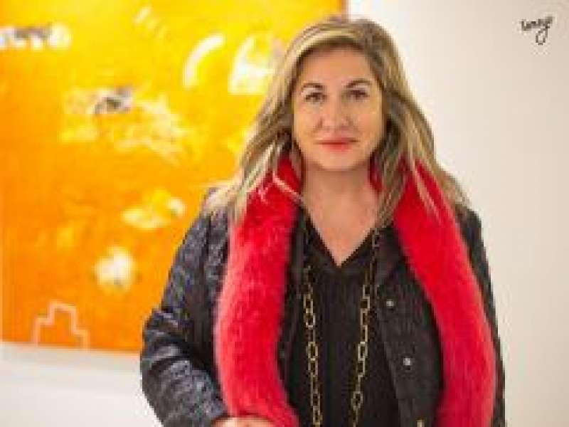 Sara Joude. FOTO VICENTE RUPÉREZ