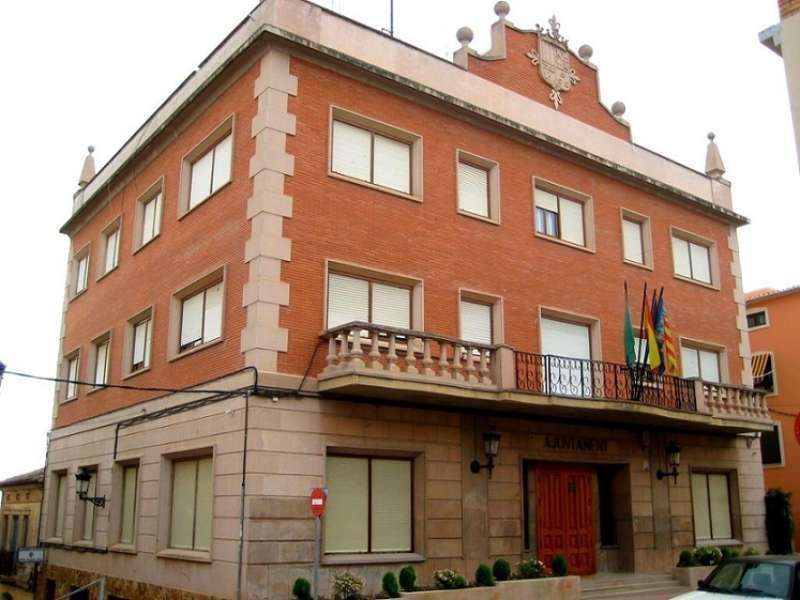 Ayuntamiento de Bétera. / epda
