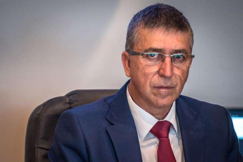 El conseller de Economía, Rafael Climent -EPDA