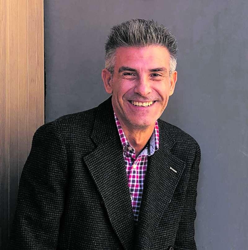 Membre de la candidatura de Guanyar Catarroja-EU, Wilson Ferrús