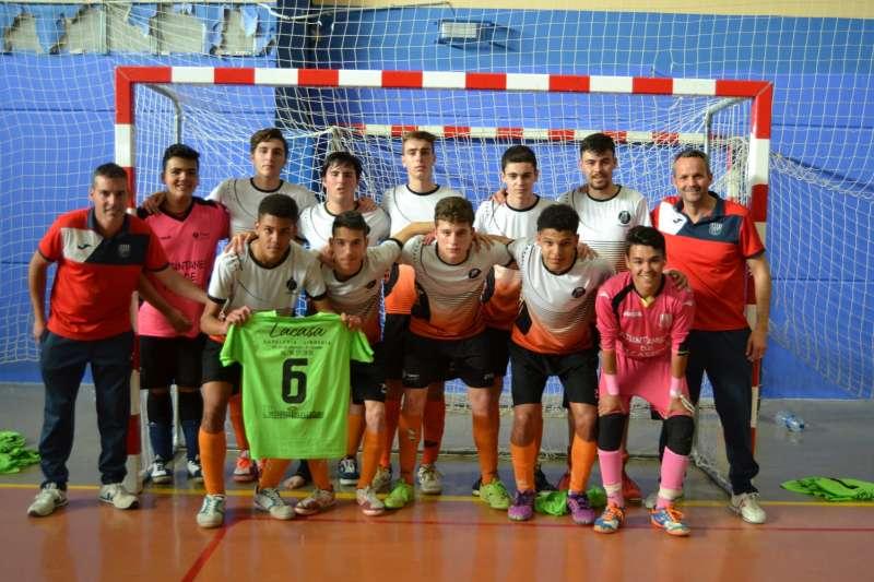 Equip de futbol sala de Picassent