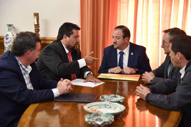 Acuerdo entre los presidentes de las diputaciones de Castellón y TGeruel
