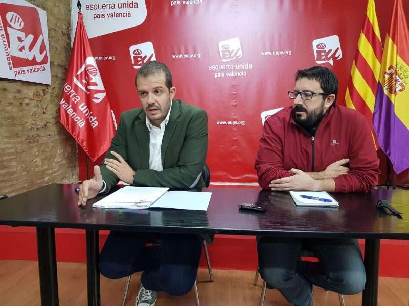 El portaveu d eupv en l emshi i regidor en l ajuntament de for Ajuntament de silla