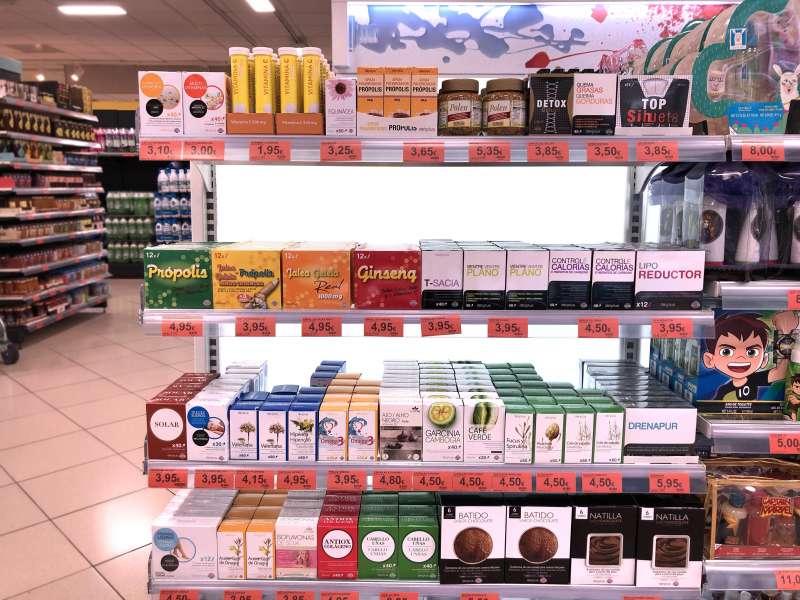 Vitamina C en comprimidos efervescentes en Mercadona. EPDA
