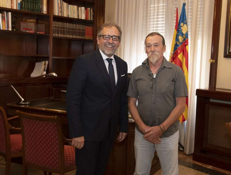 José Martí y Rafael García