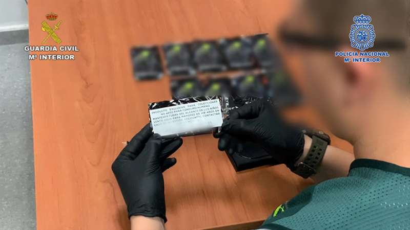 Foto sobre la operación. EPDA