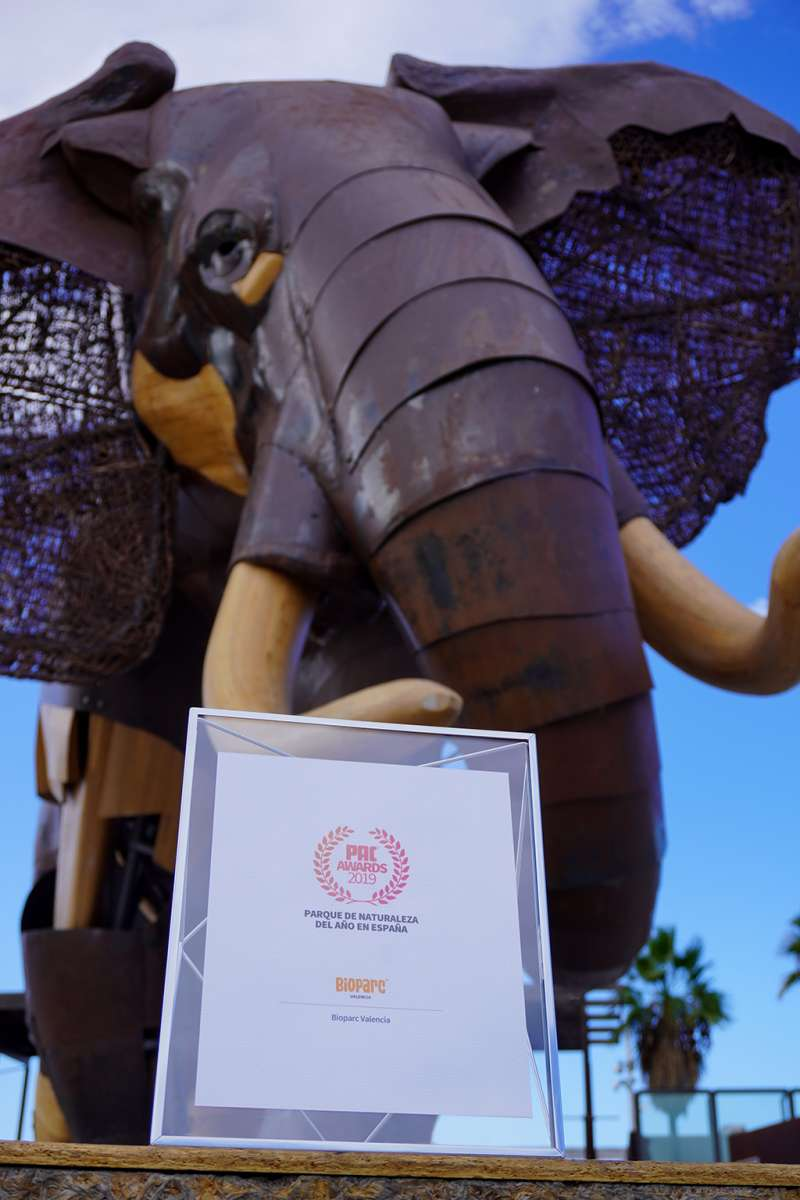 Premio para BIOPARC. EPDA