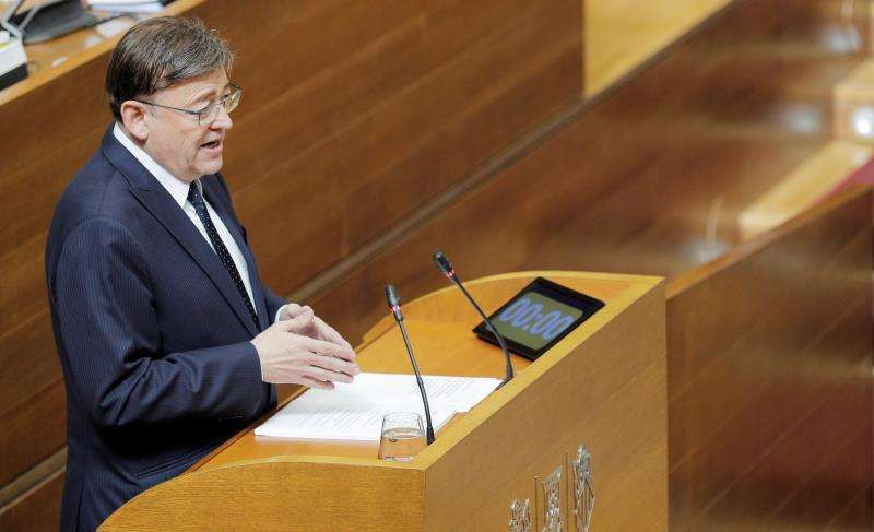 El president de la Generalitat en funciones, Ximo Puig. EFE/Archivo