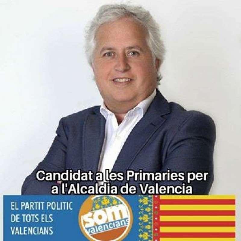 Salvador Gallur. FOTO EPDA