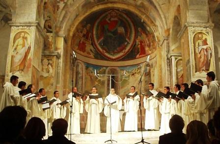 Schola Antiqua. Foto EPDA