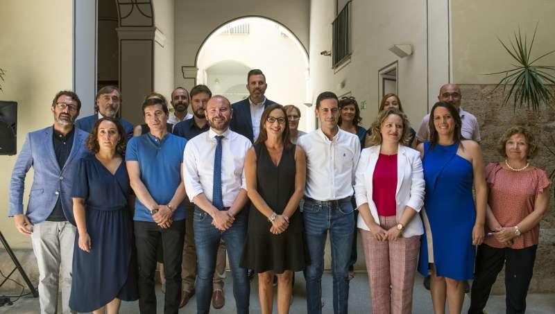 Nuevo gobierno de la Diputació de València. EPDA