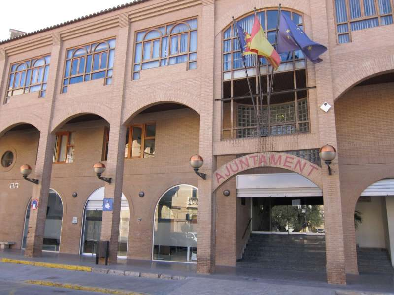 Ayuntamiento de Llíria./epda