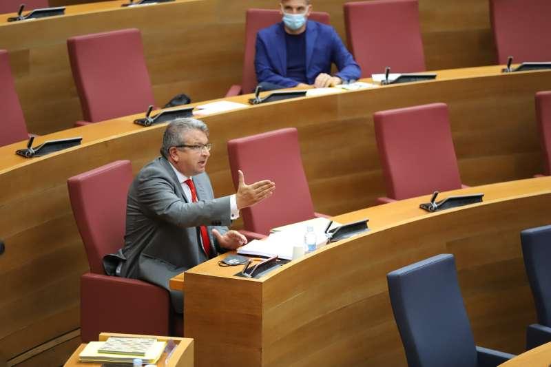 Fernando Llopis, diputado de Ciudadanos