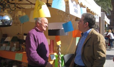 Fotografía de la Feria del Stock de 2011. Foto: EPDA.