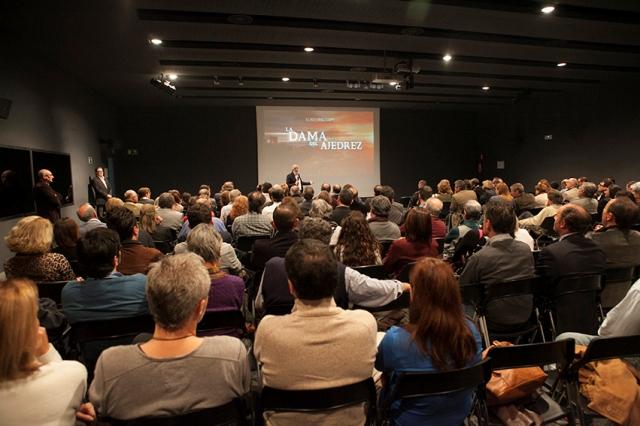 Un momento de la presentación. FOTO: EPDA