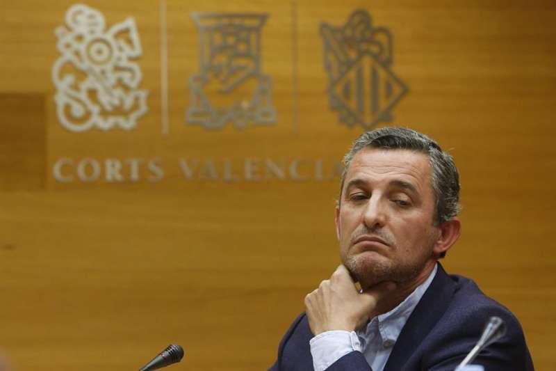 El exdirector general de Radiotelevisión Valenciana, Pedro García.EFE