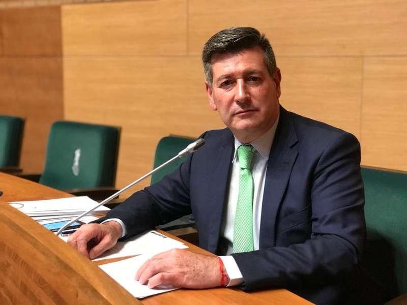 El candidato a la alcaldía de Valencia de Contigo Somos Democracia, José Enrique Aguar