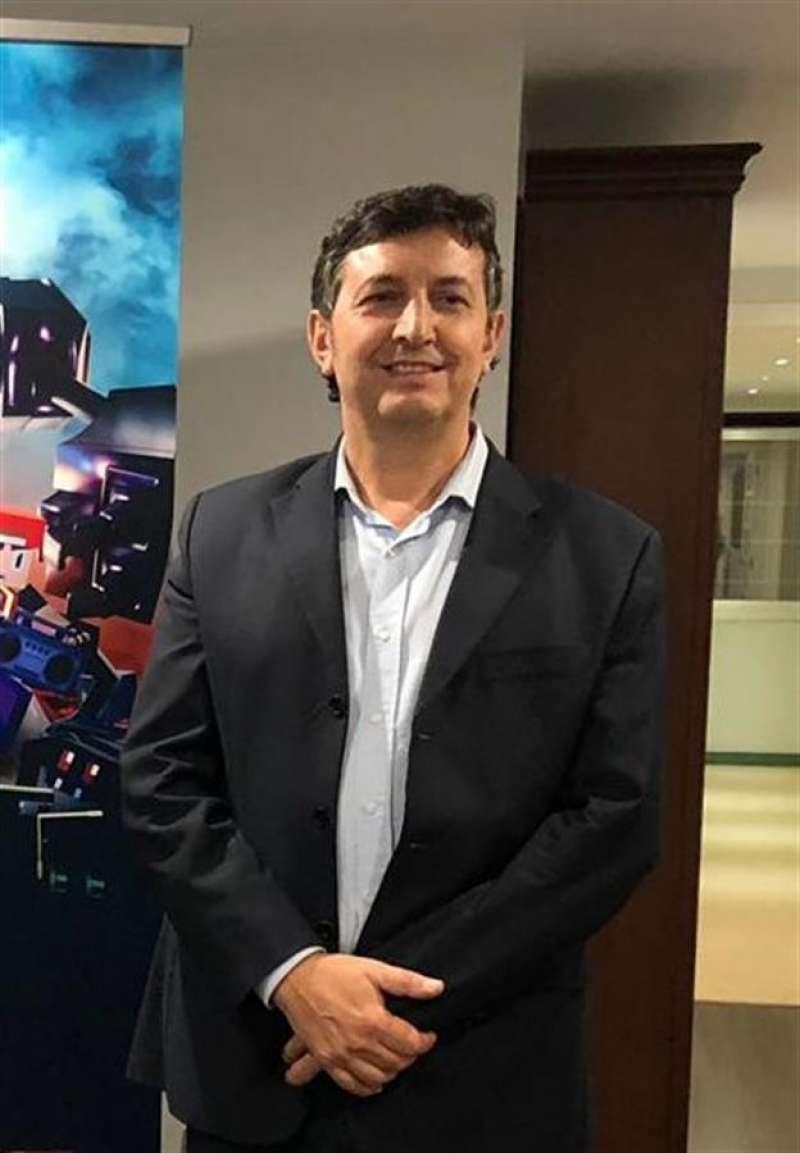 Vicente Lafuente, en una imagen difundida por la federación. EPDA