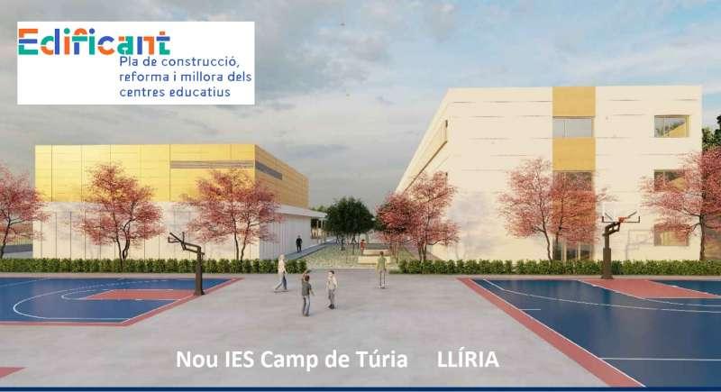 IES Camp de Túria. EPDA.