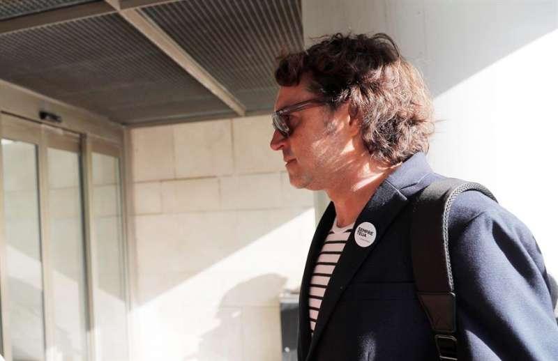 El director general de Política Lingüística, Rubén Trenzano. EFE