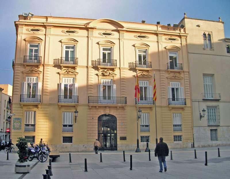 Edifici de la Diputació de València