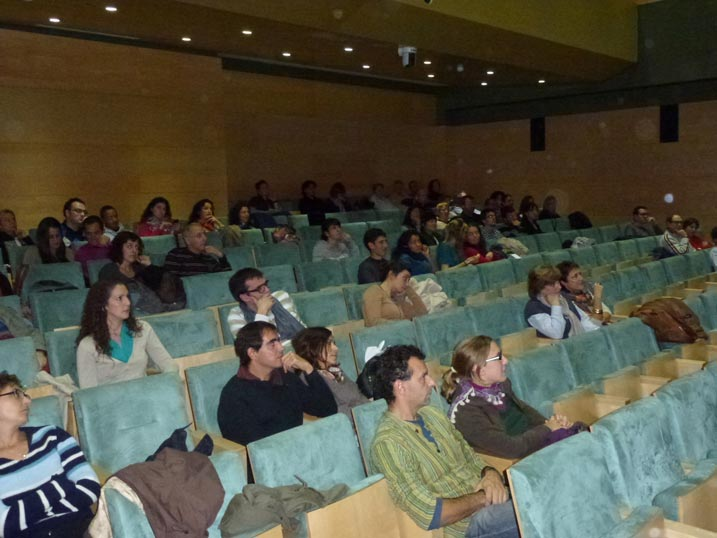 Parte del público. FOTO EPDA