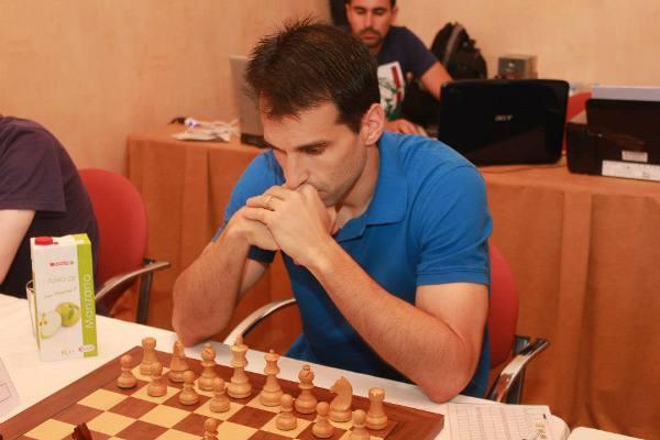 El nuevo campeón de España de ajedrez. EPDA
