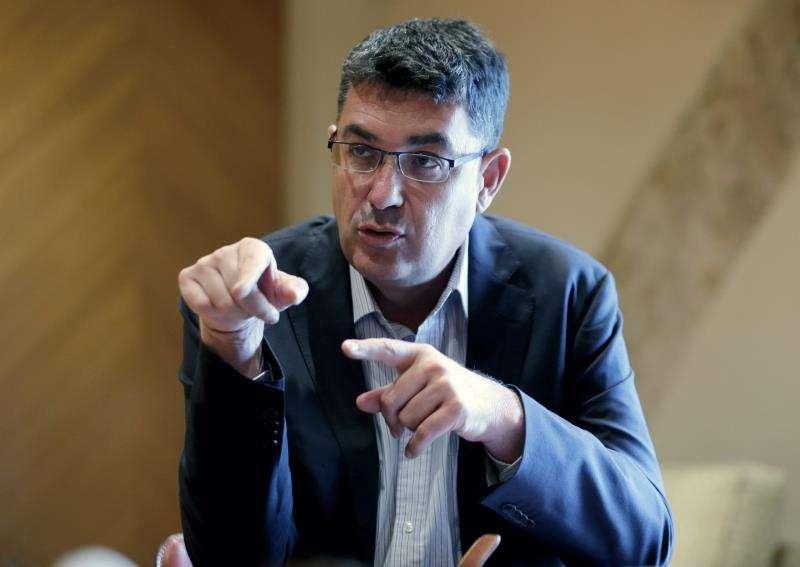 El president de Les Corts Valencianes, Enric Morera. EFE/Archivo